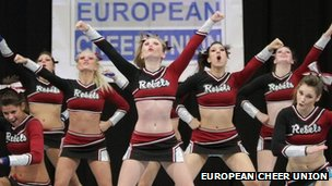 European Cheerleading Championships