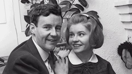 Richard Briers & Prunella Scales