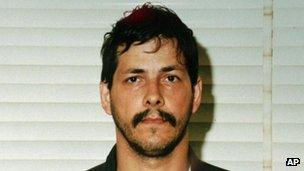 Marc Dutroux in 1996