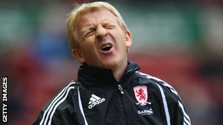 Gordon Strachan - Middlesbrough