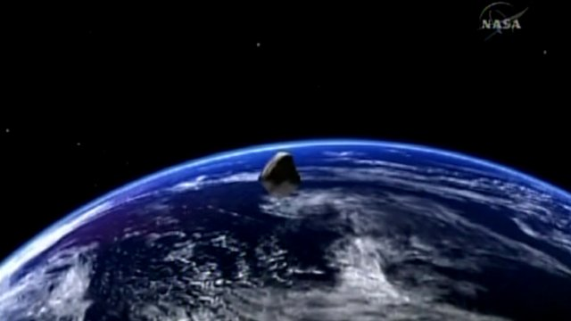 Still from Nasa animation 