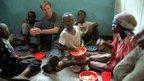 Gordon Ramsay in Tanzania, 2003