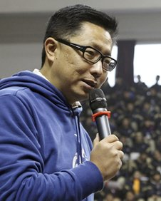 Li Yang (file image from 5 March 2012)