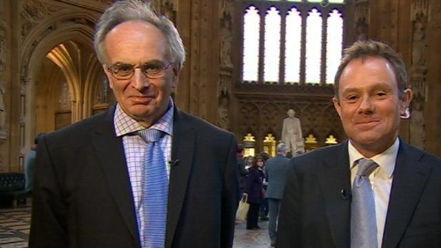 Peter Bone and Nick Herbert