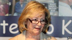 Ann Barnes - January 2013