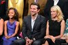 Quvenzhane Wallis, Bradley Cooper and Naomi Watts