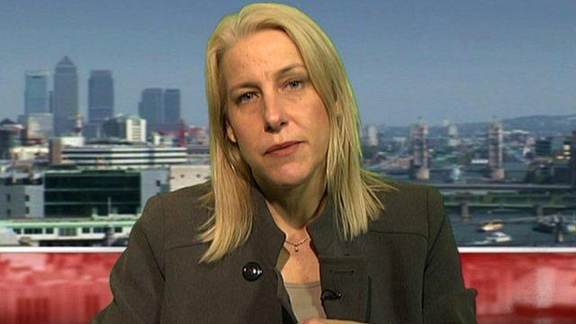BRC director general Helen Dickinson