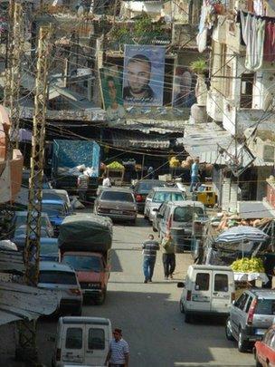Street in Bab al-Tabbana