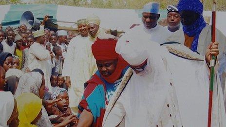 Emir Al Haji Ado Bayero