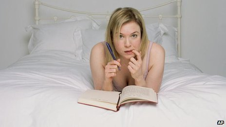 Renee Zellweger played Bridget Jones in the movie adaptations
