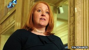 Naomi Long Alliance Party MP