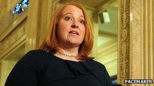 Naomi Long Alliance Party MP