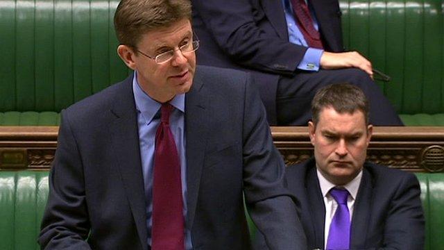 Financial Secretary to the Treasury Greg Clark