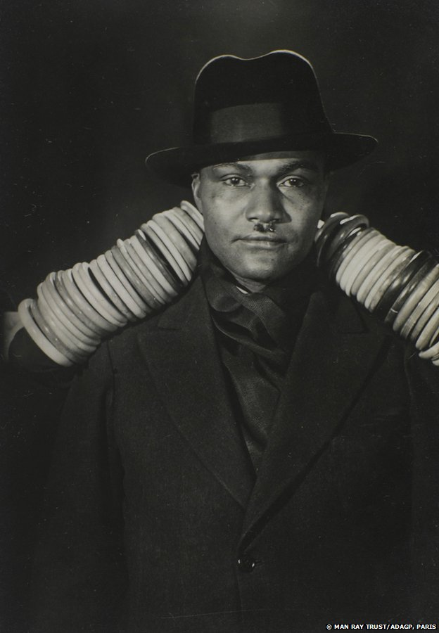 Henry Crowder, 1928 by Man Ray, Collection du Centre Pompidou, Mnam/Cci, Paris, AM 1994-394 (463), © Centre Pompidou, MNAM-CCI, Dist. RMN / image Centre Pompidou, MNAM-CCI