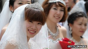Chinese brides