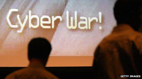Cyber War image