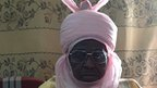 Abbas Sanusi, the emir's senior counsel