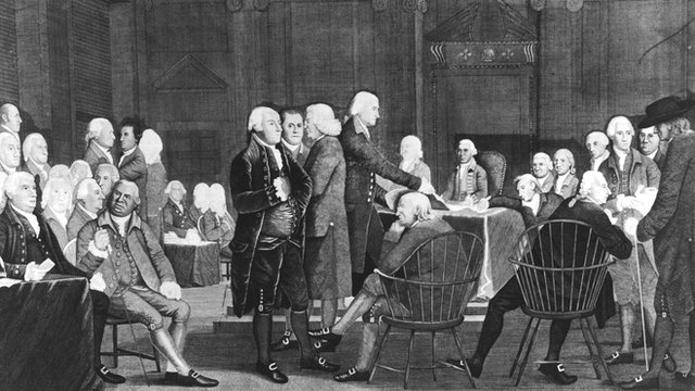 """American """"founding fathers"""""""