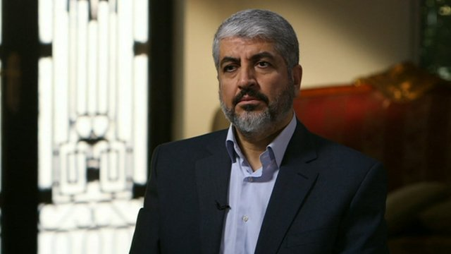Khaled Meshaal