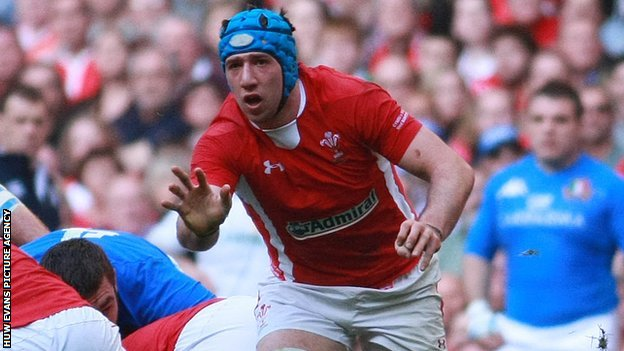 Justin Tipuric
