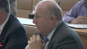 Angus Macpherson, Wiltshire PCC (Conservative)