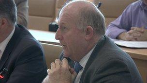 Angus Macpherson, Wiltshire PCC (Conservative)