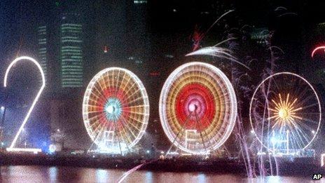 Millennium celebrations
