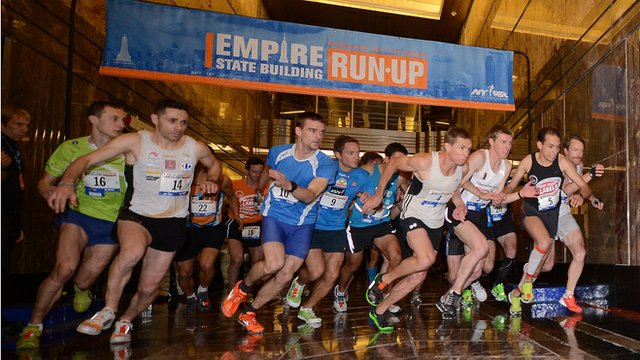 Empire State Run competitors