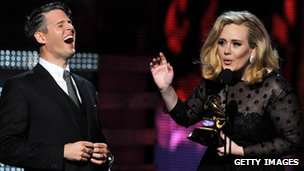 Paul Epworth and Adele