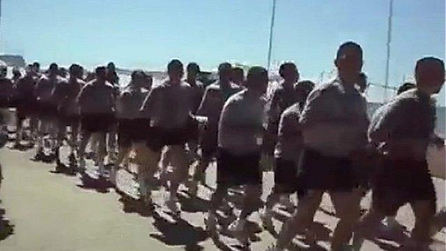 Chilean Marines