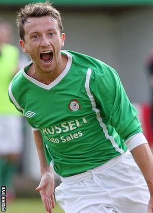 Dundela's William Faulkner is hoping for an upset at Lisburn Distillery