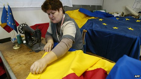 Romania rejects 'scrounger' label