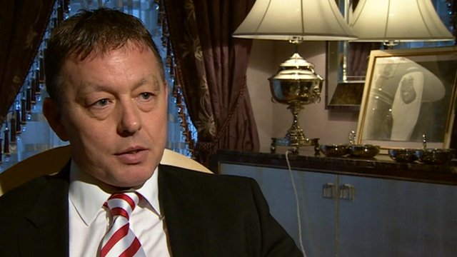 Nottingham Forest Manager, Billy Davies