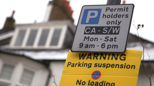 £23m of parking tickets 'unlawful'