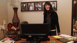 Brenda Pauley, Atlanta agent