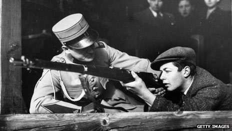 Gun training (1938)