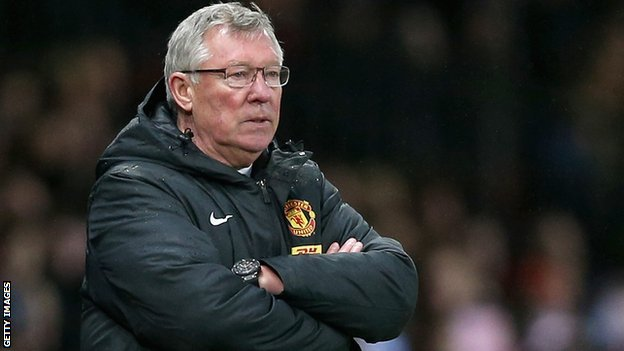 Sir Alex Ferguson unhappy with Manchester United TV schedule