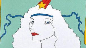 Barbara Nessim, Star Girl (1966)