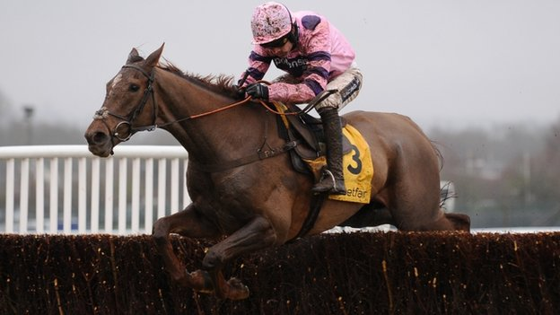 Ruby Walsh on Silviniaco Conti