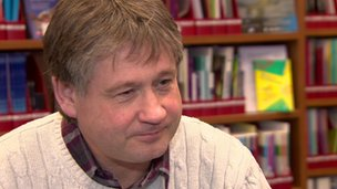 "Basil McCrea told the BBC he would not make a ""knee-jerk reaction""."