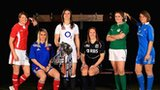 Women's Six Nations captains