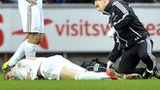 Chico Flores receives treatment