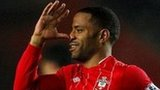 Jason Puncheon celebrates after putting Southampton ahead