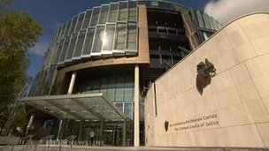 Two men charged in terror inquiry