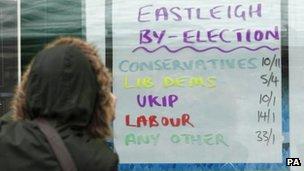Lib Dems chose Eastleigh candidate