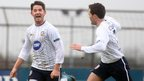 Curtis Allen and David Scullion scored in Coleraine&#039;s 3-2 win at Ballymena in the sixth round of the Irish Cup