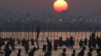 Holiest day at India's Kumbh Mela
