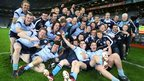 Father Rock's of Cookstown became the first club to win the All-Ireland Intermediate Championship twice