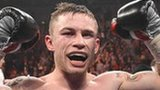 Carl Frampton is the new European super-bantamweight champion