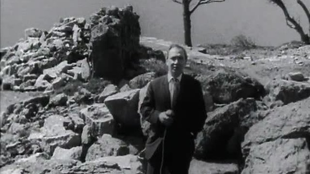 T Glynne Davies reports from the shores of Llyn Celyn in 1967